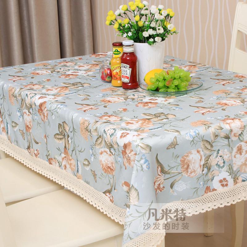 凡米特 布植物花卉田園 桌布
