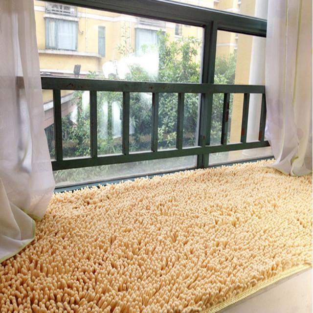 名悅地毯 毛絨純色現代中式 p2013飄窗墊