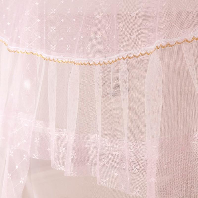 妮歌 不銹鋼管宮廷NGZ201403蚊帳通用 蚊帳