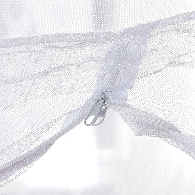秋戀 玻璃纖維管蚊帳蒙古包式通用 蚊帳