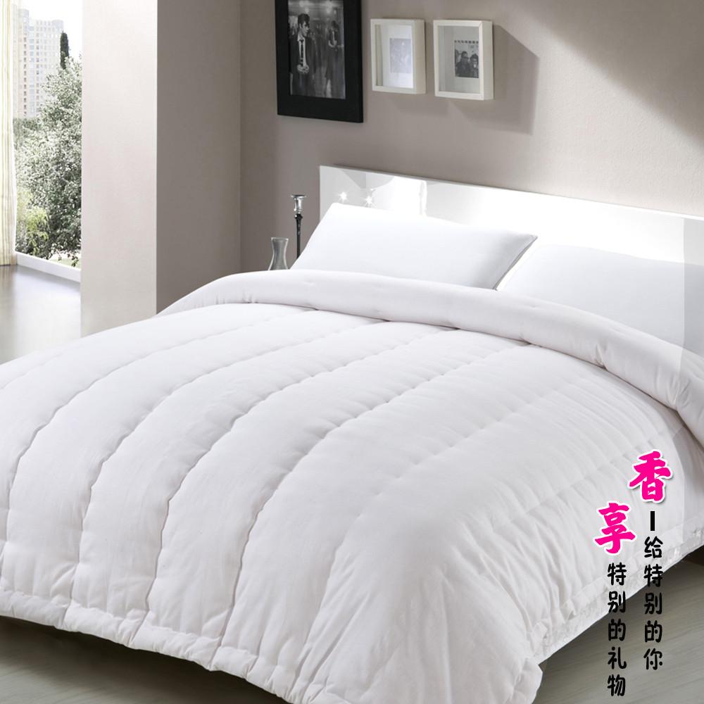香享手工定位冬季平纹布长绒棉纯棉一等品棉花被子