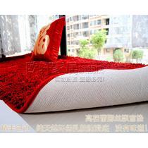 雪尼尔纯色现代中式 飘窗垫