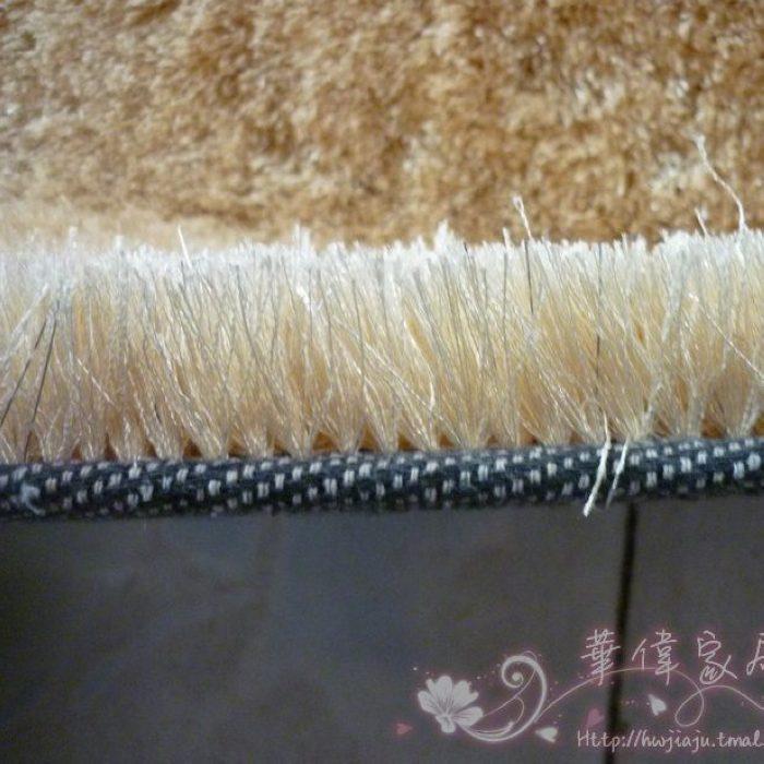 华伟 化纤简约现代涤纶纯色长方形田园手工织造 地毯