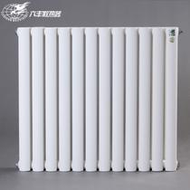 钢普通挂墙式集中供热 TS25*50暖气片散热器