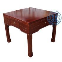 木现代中式 麻将桌