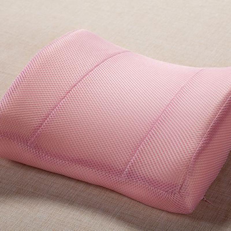 海棠依旧 腰枕纯色简约现代 抱枕