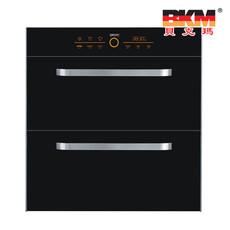 贝克玛电器 厨房消毒柜 ZTD100-K8-20 嵌入式 双开门 紫外线消毒柜
