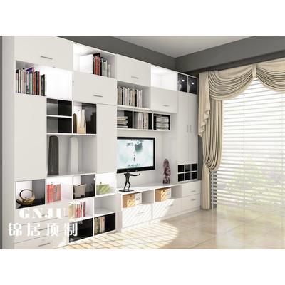 爆款创意电视背景柜 现代电视柜