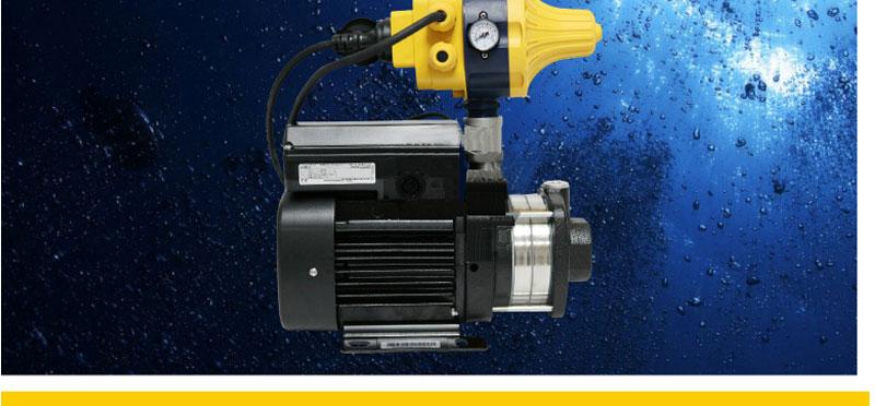 格兰富 家用地暖增压泵暖气锅炉热水循环泵静音(含铜接头)upbasic15-6