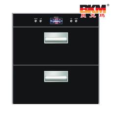 贝克玛电器 厨房消毒柜 ZTD100-H6 嵌入式 双开门 紫外线消毒柜