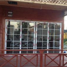 【万增门窗凤铝断桥】家庭移门 阳台移门 断桥5+12+5mm玻璃