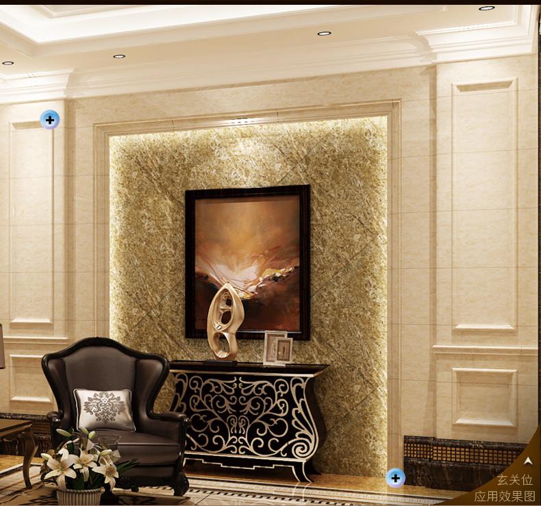 基诺电视背景墙装饰边框线条微晶线条仿大理石踢脚线