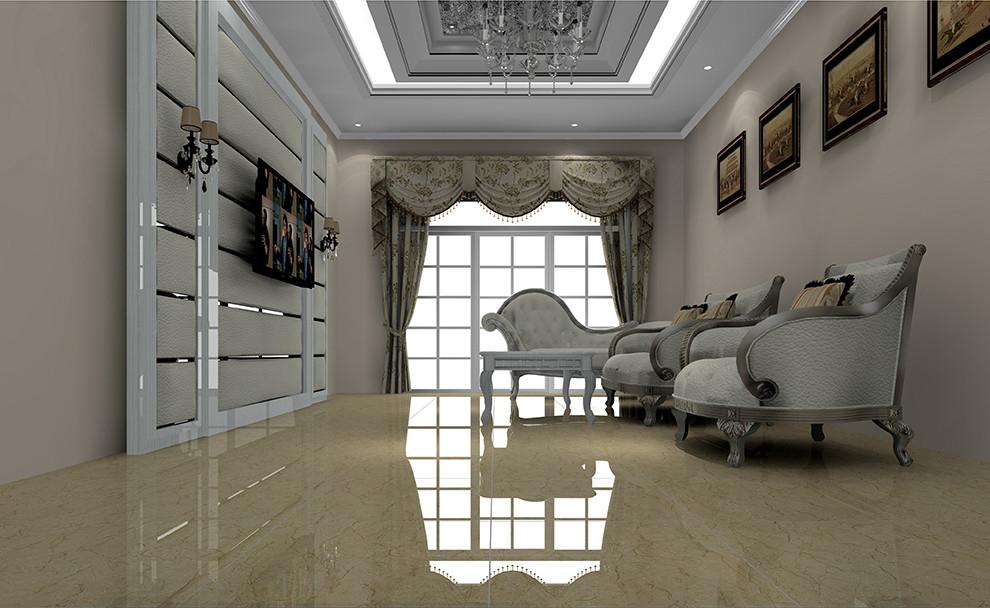 珅玛瓷砖全抛釉瓷砖 客厅餐厅过道地砖 600x600 p608