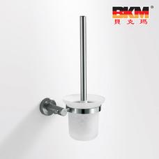 贝克玛卫浴 SUS304不锈钢 五金挂件 BKM-WJ0306GL 马桶刷 架子|【SUS304不锈钢】厂家直销