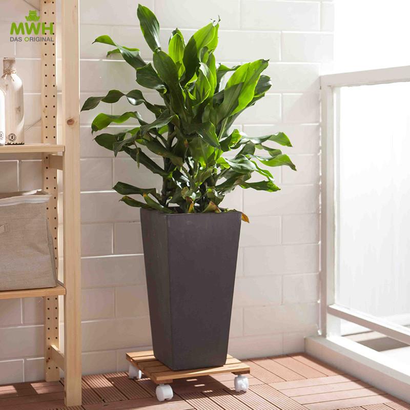 【下架】MWH玻璃钢材花盆-阿姆里锥形花盆(中号)3060123