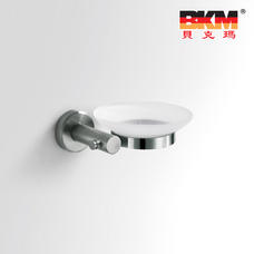 贝克玛卫浴 SUS304不锈钢五金挂件 BKM-WJ0311GL 单碟 肥皂架|【SUS304不锈钢】厂家直销