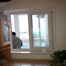 【万增维盾门窗】 国际品质节能环保保暖80断桥移窗上门测量