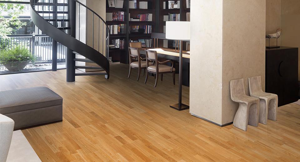 圣象地板 实木地板 圣象康逸 ks8371剑桥橡木