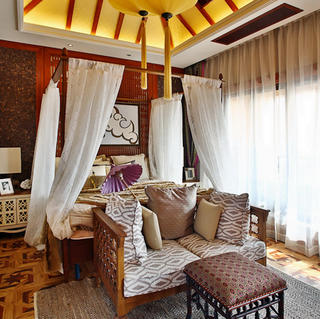 东南亚风格别墅装修设计图