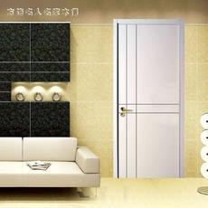 方饰木门 室内门 房门 木质复合烤漆套装门 平板系列 FX-107