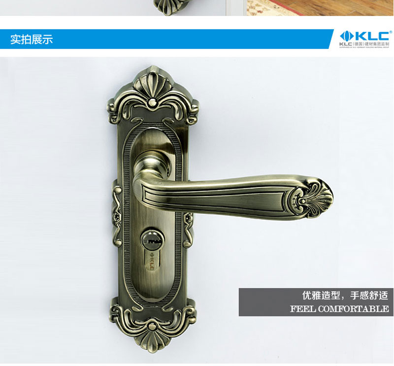 【罗密欧不带钥匙】【德国klc】 欧式青古铜