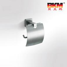 贝克玛卫浴 五金挂件 BKM-WJ0207GL 纸巾架 SUS304不锈钢 拉丝|【SUS304不锈钢】厂家直销