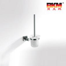 贝克玛卫浴 五金挂件 BKM-WJ0206GL 马桶刷 SUS304不锈钢 拉丝|【SUS304不锈钢】厂家直销