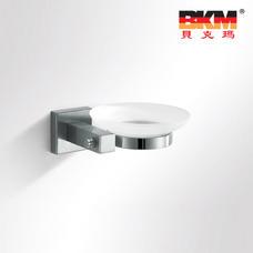 贝克玛卫浴 五金挂件 BKM-WJ0211GL 肥皂架单碟 SUS304不锈钢 拉丝|【SUS304不锈钢】厂家直销