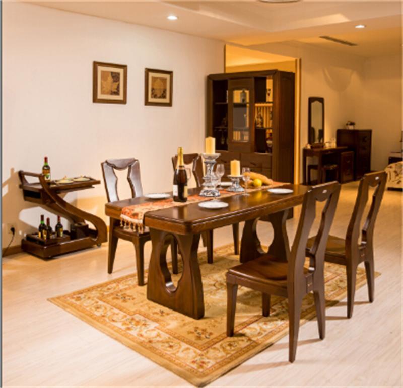 实木餐桌/中式/现代