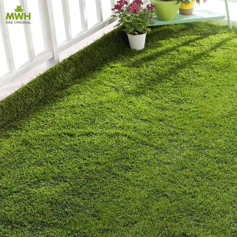 MWH草皮地板地毯-爱莱塔草皮/绿色/ 4070012  2米长