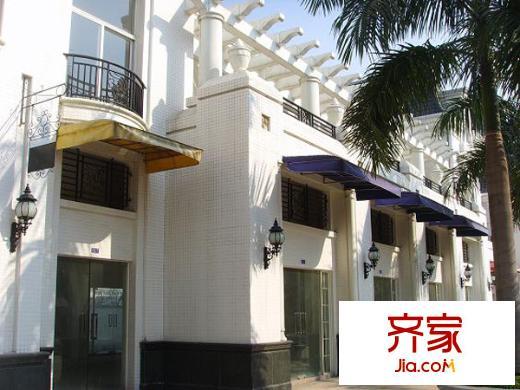 广州金海岸花园别墅小区图片-齐家网小区库