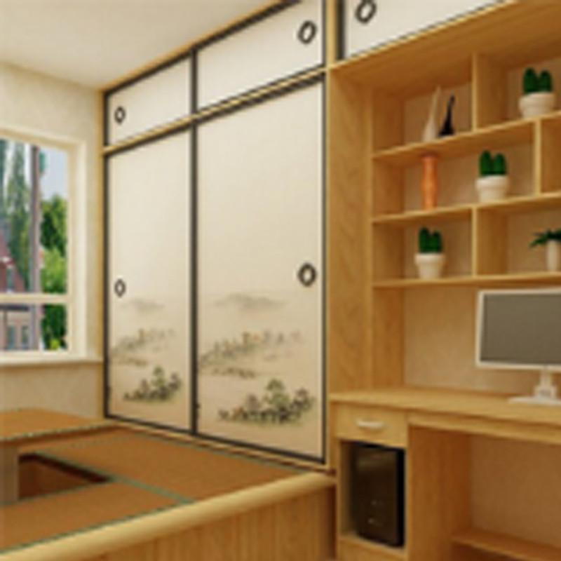 天籁榻榻米生态免漆板柜体