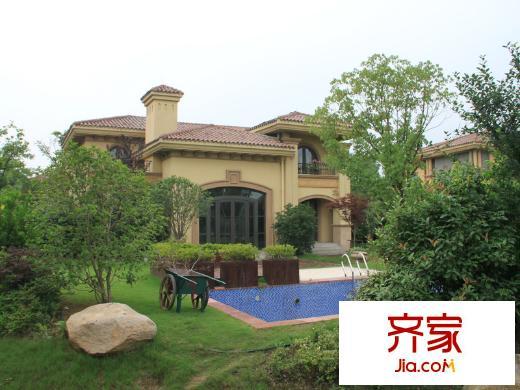上海农房恒海国际花园小区装修案例,装修效果图,上海