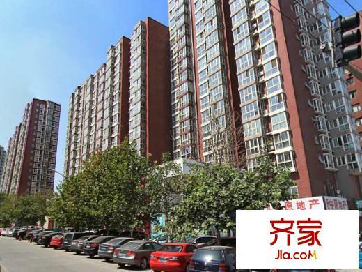 北京彩虹城四区小区房价,地址,交通,物业电话,开