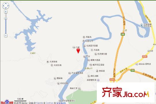 广州方圆99泉溪月岛小区装修案例
