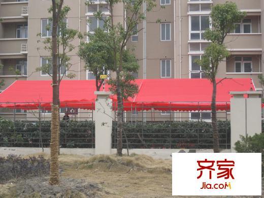 恒德苑外景图(2012.02)