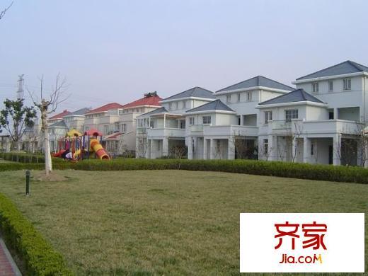 上海康桥半岛小区装修案例
