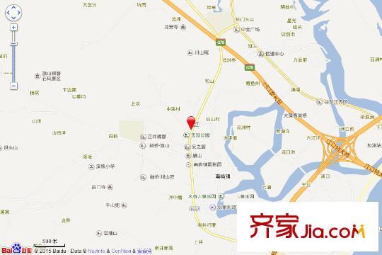 福州旗山领秀小区详情和图片