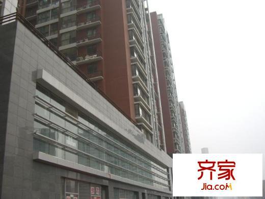 北京半岛国际公寓小区装修案例