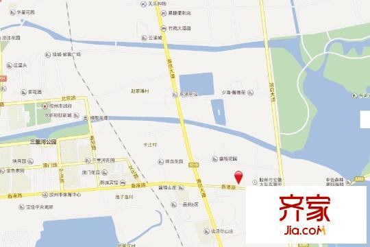 中云香港路北侧地块
