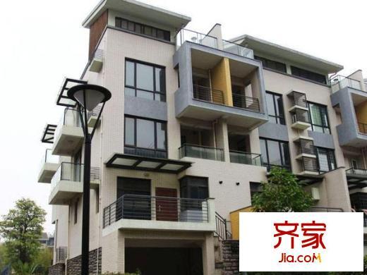 福州中天金海岸俊士苑别墅小区详情和图片