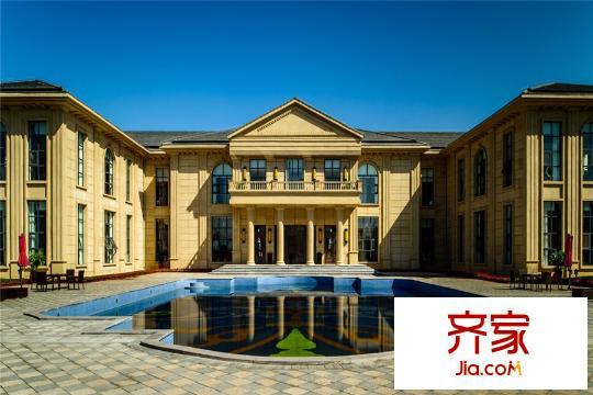 中国私人庄园别墅