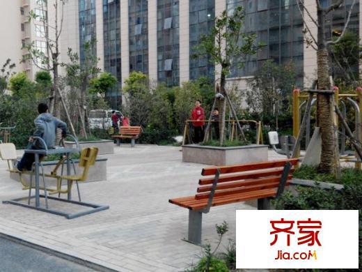 郑州绿城水岸名苑小区装修案例