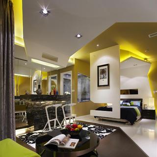 时尚个性小户型公寓装修设计