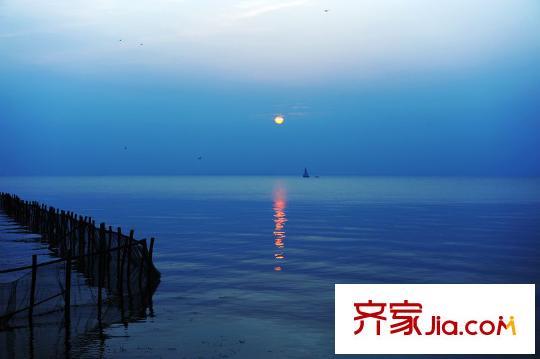 淀山湖壹号周边-淀山湖风景区
