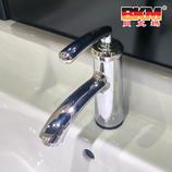贝克玛卫浴 浴柜面盆龙头冷热水 BKM-707 单孔龙头