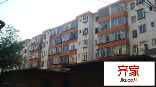 造纸厂宿舍楼