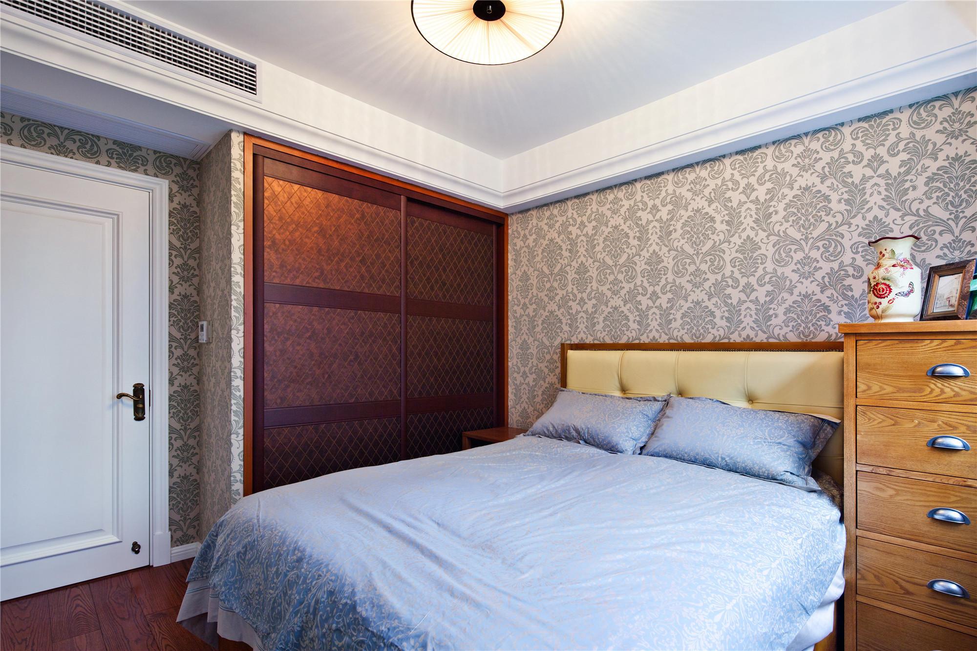 欧式风格卧室2014年别墅古典中式庭院灯装修图片
