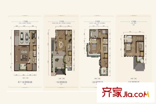 美城悦荣府别墅别墅十亿上海图片