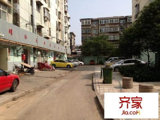 济南岔路街单位宿舍小区装修案例,装修效果图,济南街